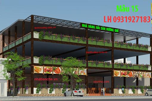 Nhà tiền chế, nhà thép tại Đà Nẵng