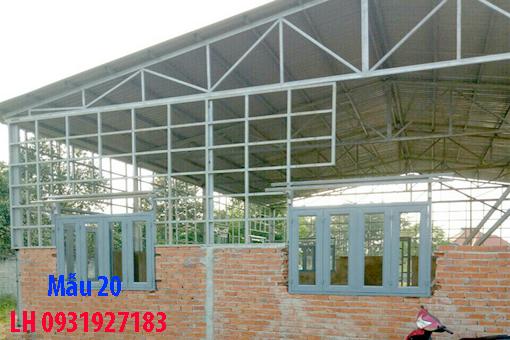 mái tôn tại Đà Nẵng