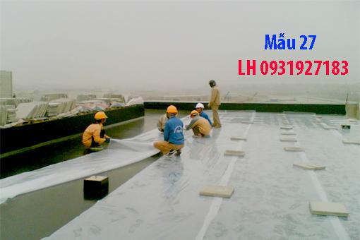 chống thấm bằng tôn tại Đà Nẵng