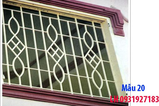 khung bảo vệ đẹp tại Đà Nẵng