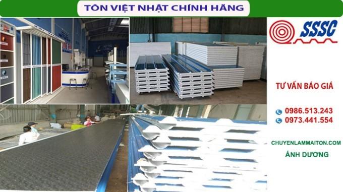 báo giá thi công  làm mái tôn tại Đà Nẵng