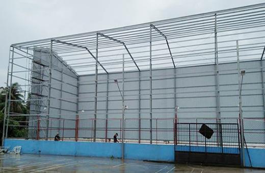 Thi công lắp dựng nhà tiền chế tại Đà Nẵng 1