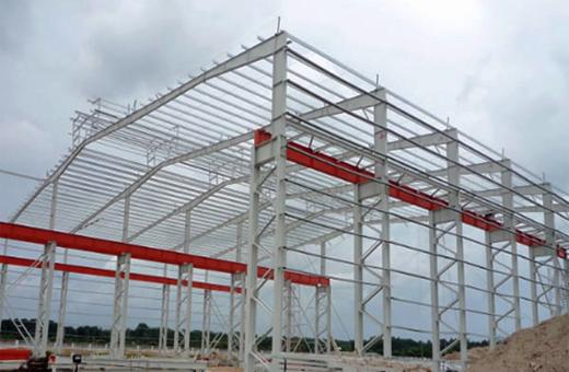 Thi công lắp dựng nhà tiền chế tại Đà Nẵng 10